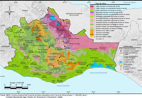 mapa de oaxaca mexico mapas del clima de mexico pictures to pin on pinterest