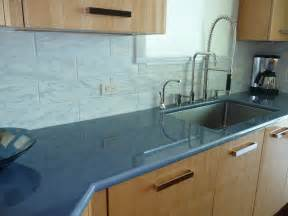 Kitchen Counter Options by Blue Kitchen Countertops Ideas Quicua Com