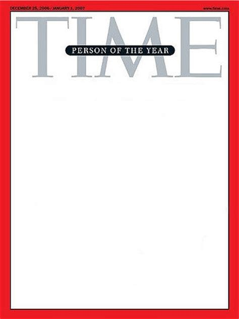 Time Magazine Template Peerpex Time Magazine Template