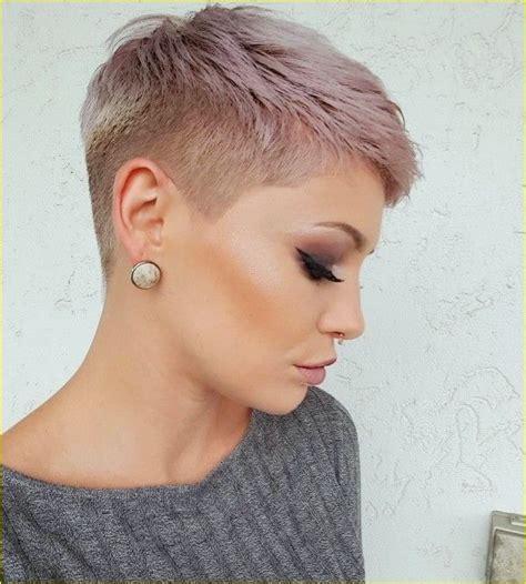 kurze undercut frisuren jahr   frisurtrend
