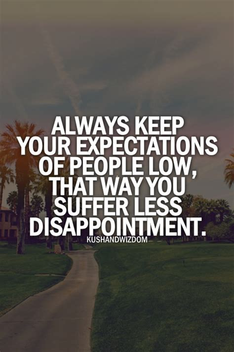 Quotes No Expectations