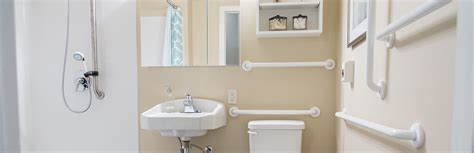 senior bathrooms maple hill senior living assisted living and memory care