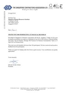 Business Letter Of Gratitude Exle Record Letter Of Appreciation For Conference Panelist