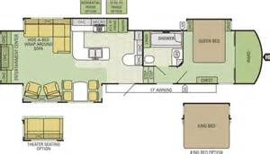 Starcraft Rv Floor Plans Starcraft Fifth Wheel New And Used Rvs For Sale