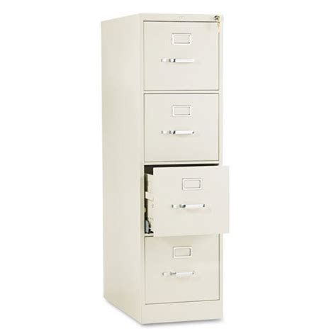 4 Drawer Letter Size File Cabinet by Basyx By Hon H514 Buy Basyx 510 Series 4 Drawer Letter