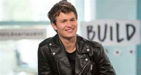 ansel elgort ansel elgort joins mayday 109 cast as young john f