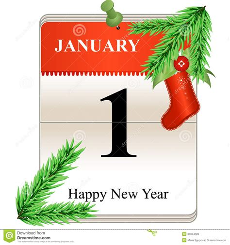 date ng new year new year calendar date royalty free stock images image