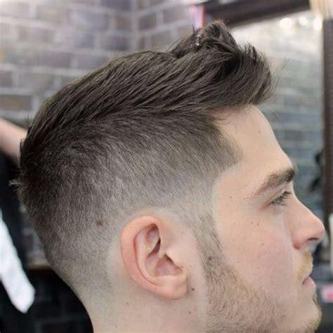 haircutting faux hawk clipper cut faux hawk fade hairstyle hair