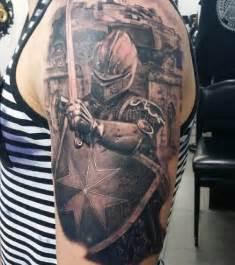 top 80 best knight tattoo designs for men brave ideas