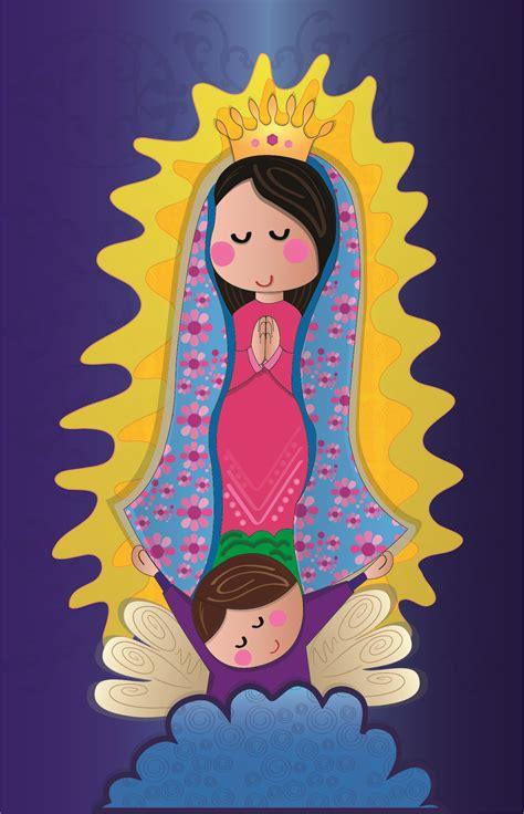 imagenes virgen de guadalupe distroller ilustracion virgen de guadalupe imagui