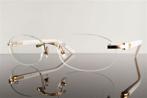 Ready Frame Cartier Fullset cartier eyeglases glass