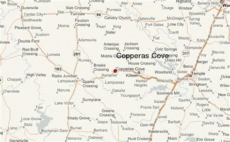copperas cove texas map gu 237 a urbano de copperas cove