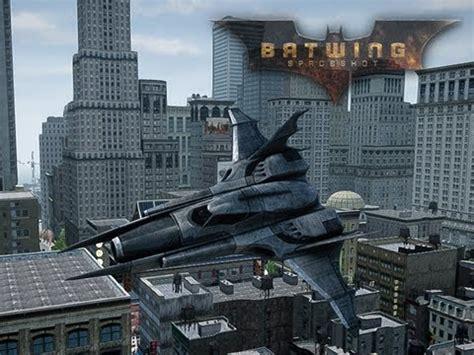 gta 4 batman's batwing aircraft youtube