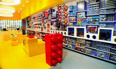 Collection Stores The Lego Store At Somerset Collection In Troy Metro Parent
