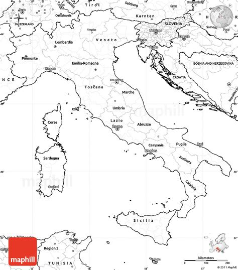 printable maps of italy blank simple map of italy