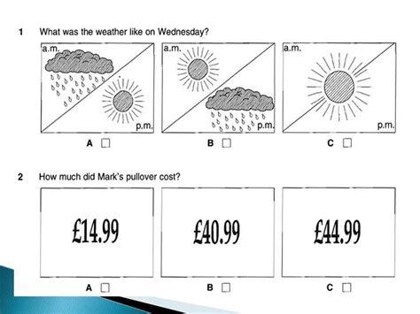 ket listening test pictures on ket sle easy worksheet ideas