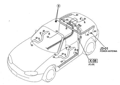 2006 miata wiring diagram 25 wiring diagram images