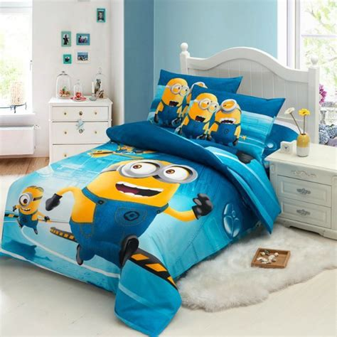 Twin Size Comforter Sets For Kids Despicable Me Kids Boys Bedding Comforter Set For Twin