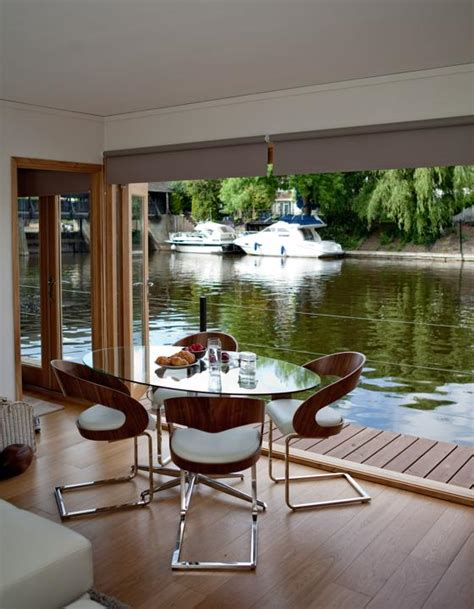 house boat interiors house boat interiors on pinterest boat interior houseboat living and houseboats