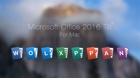 Microsoft Office For Mac by Microsoft Office For Mac 2016 By Jasonzigrino On Deviantart