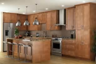 amazing Pecan Kitchen Cabinets #1: sonomaspice_medium_1.jpg