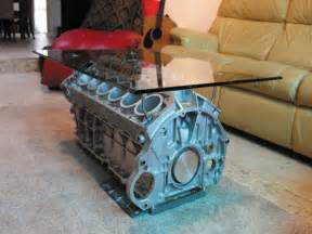 v12 engine block coffee table coffee tables guide