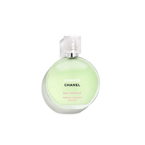 Chanel Eau Fraiche Hair Mist 35ml Tester With Cap 1 chance eau fra 206 che hair mist fragrance chanel