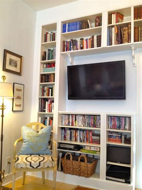 bookshelf with desk built in ikea 122 best bookcases and built in desks images on pinterest