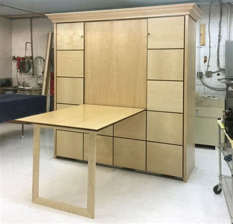 murphy bed with table table murphy bed 100 custom murphy bed with table