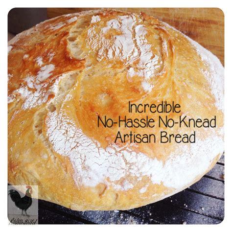 Incredible Bread Machine Ten Acre Homestead Incredible No Hassle No Knead Artisan