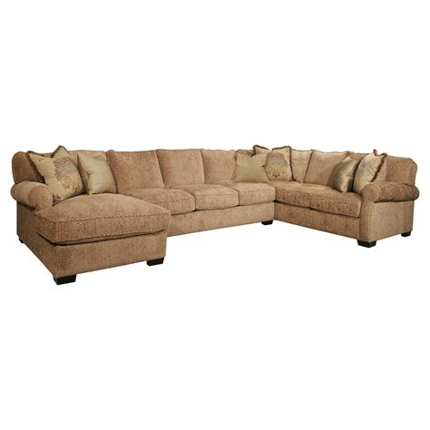 Fairmont Sectional Sofa by Fairmont Designs Right Arm Facing One Arm Sectional