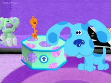 the legend of the blue puppy blue s clues season 6 episode 7 the legend of the blue puppy