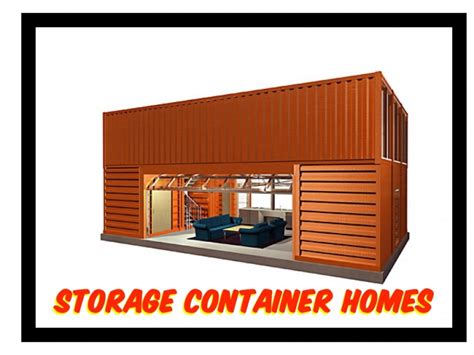 how to make storage containers underground container homes plans