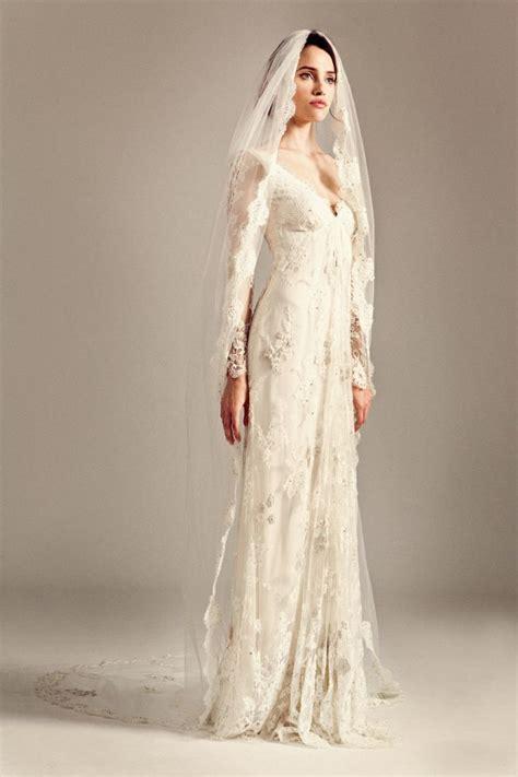 dress design ideas cowl halter neck floor length crochet wedding dress