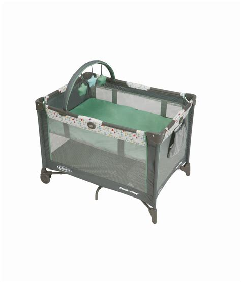 Graco Pack N Play On The Go Playard Bassinet Buy Graco Graco Pack N Play With Bassinet And Changing Table