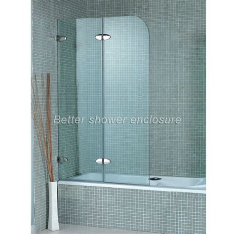 Over The Bath Shower Screens china bath screen bt225 china bath screen over bath screen