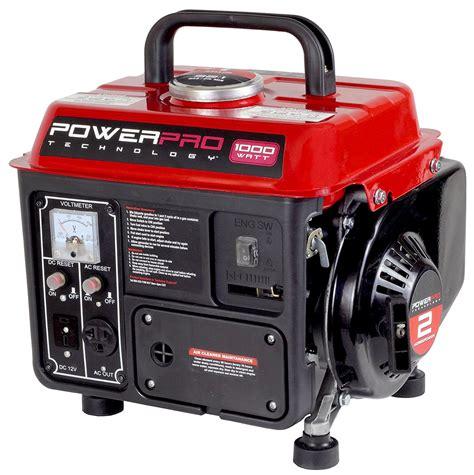 best portable generator of 2017