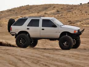 97 Isuzu Rodeo Lift Kit 1995 Isuzu Rodeo Lifted