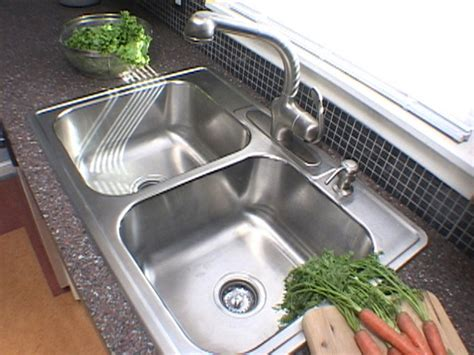 how to install a stainless steel sink diy sink ideas projects diy