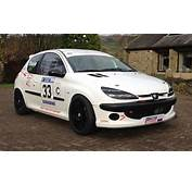Peugeot 206 Race CarRallySprint/hillclimb Track 274 BHP