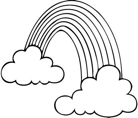 Free Rainbow Clip Art Pictures - Clipartix Rainbow Clipart Outline