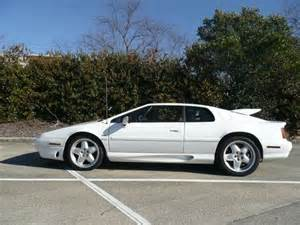 Lotus Esprit 1994 Sell Used 1994 Lotus Esprit S4 Turbo Stunning White