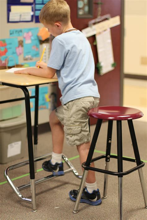 stand up desk stool for home and classroom standing desks for kids a