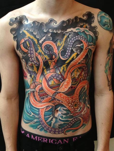 small chest piece tattoo 387 best images about chest tattoos on
