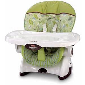 Fisher Price Space Saver High Chair And Booster In