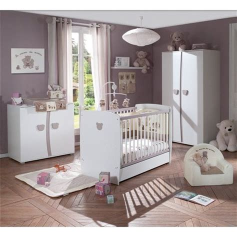 chambres sauthon sauthon teddy chambre lit commode pal baby