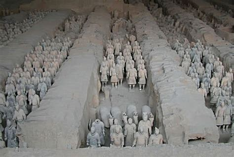Warrior Made In China xi an and emperor qin s terra cotta army