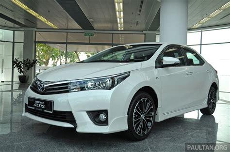 Toyota Atis Toyota Corolla Altis 2014