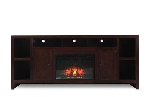 Fireplace Essentials by Aspen Essentials Lifestyle Fireplace Console Mathis