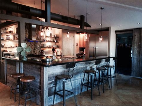 industrial chic home decor our kitchen modern industrial chic decor